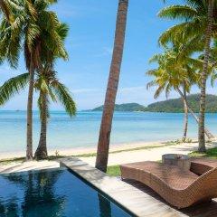 Отель Tropica Island Resort - Adults Only пляж фото 2