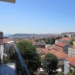 Louis Appartements Pera Турция, Стамбул - отзывы, цены и фото номеров - забронировать отель Louis Appartements Pera онлайн балкон