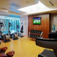 Новосибирск Марриотт Отель фитнесс-зал фото 3