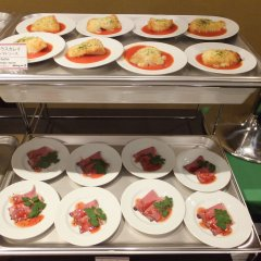 Отель Dormy Inn Premium Hakata Canal City Mae питание фото 3