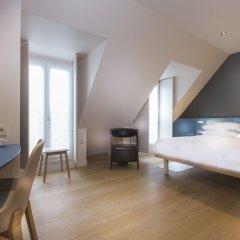 Отель Andrea Франция, Париж - отзывы, цены и фото номеров - забронировать отель Andrea онлайн комната для гостей фото 3