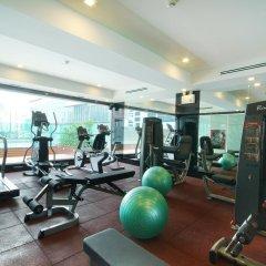 Отель Amora Neoluxe Бангкок фитнесс-зал фото 3