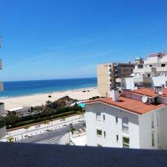 Отель Apartamentos Turisticos Algarve Mor Португалия, Портимао - отзывы, цены и фото номеров - забронировать отель Apartamentos Turisticos Algarve Mor онлайн балкон