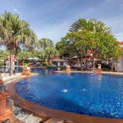 Отель Wora Bura Hua Hin Resort and Spa бассейн фото 3