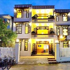 Отель The Corner Homestay Вьетнам, Хойан - отзывы, цены и фото номеров - забронировать отель The Corner Homestay онлайн вид на фасад