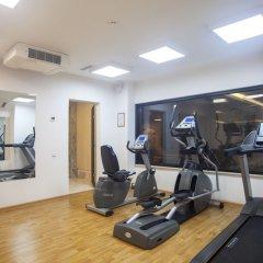 Дюк Отель Одесса фитнесс-зал