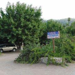 Отель Ugur Pansiyon Çirali