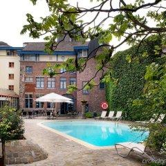 Отель Novotel Gent Centrum Бельгия, Гент - 3 отзыва об отеле, цены и фото номеров - забронировать отель Novotel Gent Centrum онлайн бассейн фото 3