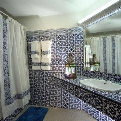 Отель Chellah Hotel Марокко, Танжер - отзывы, цены и фото номеров - забронировать отель Chellah Hotel онлайн ванная