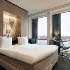 Отель Leonardo Hotel Amsterdam Rembrandtpark Нидерланды, Амстердам - 5 отзывов об отеле, цены и фото номеров - забронировать отель Leonardo Hotel Amsterdam Rembrandtpark онлайн комната для гостей фото 2