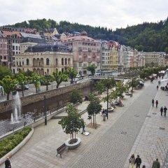 EA Hotel Mozart балкон