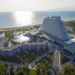 Отель Palm Wings Ephesus Beach Resort пляж фото 2