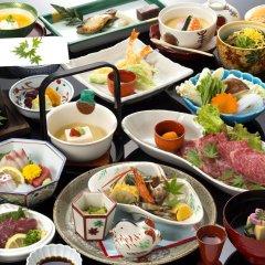 Отель Tsuetate Keiryu no Yado Daishizen Япония, Минамиогуни - отзывы, цены и фото номеров - забронировать отель Tsuetate Keiryu no Yado Daishizen онлайн питание