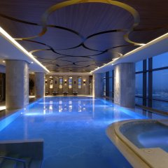 Hilton Bursa Convention Center & Spa Турция, Бурса - отзывы, цены и фото номеров - забронировать отель Hilton Bursa Convention Center & Spa онлайн бассейн