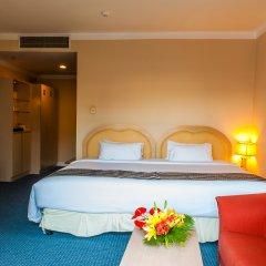 Sunrise Nha Trang Beach Hotel & Spa комната для гостей