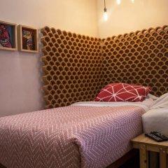Отель Entre Barrios Hospederia Мехико комната для гостей фото 4