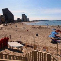 Gordon Inn & Suites Израиль, Тель-Авив - 6 отзывов об отеле, цены и фото номеров - забронировать отель Gordon Inn & Suites онлайн пляж