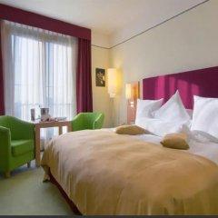 Отель Melia Berlin Германия, Берлин - отзывы, цены и фото номеров - забронировать отель Melia Berlin онлайн комната для гостей фото 3