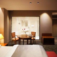 Отель Mondial Hotel Албания, Тирана - отзывы, цены и фото номеров - забронировать отель Mondial Hotel онлайн комната для гостей фото 2