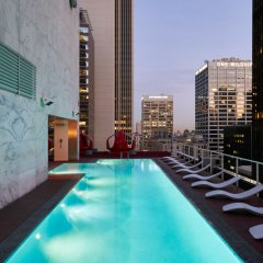 Отель The Standard, Downtown LA бассейн фото 3
