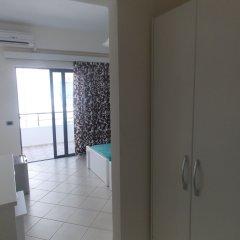 Отель Kompleks Joni Албания, Саранда - отзывы, цены и фото номеров - забронировать отель Kompleks Joni онлайн комната для гостей фото 4