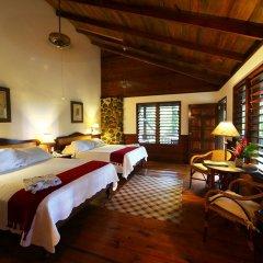 Отель The Lodge at Pico Bonito комната для гостей фото 2