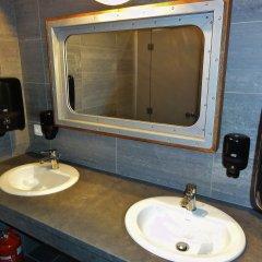 Отель Train Hostel Бельгия, Брюссель - отзывы, цены и фото номеров - забронировать отель Train Hostel онлайн ванная