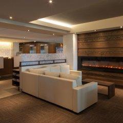 Отель Hôtel & Suites Normandin Канада, Квебек - отзывы, цены и фото номеров - забронировать отель Hôtel & Suites Normandin онлайн интерьер отеля
