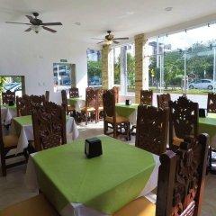 Отель Las Golondrinas Плая-дель-Кармен питание фото 2