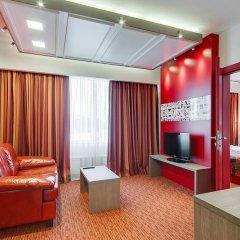 Ред Старз Отель 4* Люкс с двуспальной кроватью