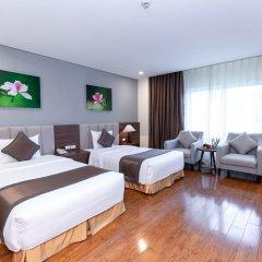 Muong Thanh Sapa Hotel комната для гостей фото 4