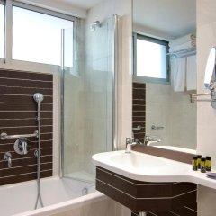 Отель Titania Греция, Афины - 4 отзыва об отеле, цены и фото номеров - забронировать отель Titania онлайн ванная фото 2