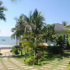 Отель Lotus Muine Resort & Spa Вьетнам, Фантхьет - отзывы, цены и фото номеров - забронировать отель Lotus Muine Resort & Spa онлайн пляж фото 2