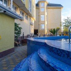 Отель Эдэран Сочи бассейн