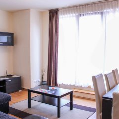 Апартаменты Senator Apartments Budapest комната для гостей фото 6