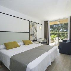 Отель Medplaya Hotel Calypso Испания, Салоу - отзывы, цены и фото номеров - забронировать отель Medplaya Hotel Calypso онлайн комната для гостей фото 3