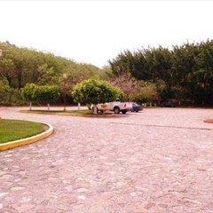 Отель Clarion Copan Ruinas Копан-Руинас парковка