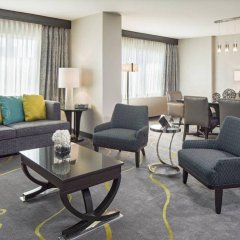 Отель Hyatt Regency Washington on Capitol Hill США, Вашингтон - 1 отзыв об отеле, цены и фото номеров - забронировать отель Hyatt Regency Washington on Capitol Hill онлайн комната для гостей фото 4