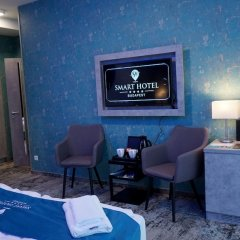 Smart Hotel Budapest Будапешт удобства в номере фото 2