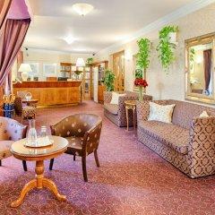 Отель Hoffmeister&Spa интерьер отеля фото 2