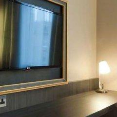Отель Doubletree By Hilton Edinburgh City Centre Эдинбург удобства в номере