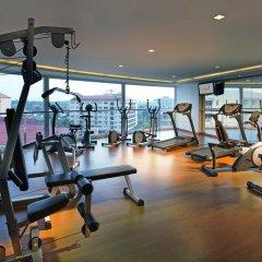 Отель Amari Nova Suites фитнесс-зал