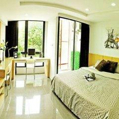 Апартаменты Marigold Ramkhamhaeng Boutique Apartment комната для гостей фото 5