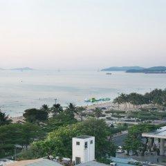 Dubai Nha Trang Hotel пляж фото 2