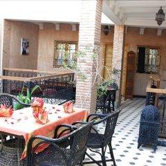 Отель Riad Mellouki Марокко, Марракеш - отзывы, цены и фото номеров - забронировать отель Riad Mellouki онлайн питание фото 2