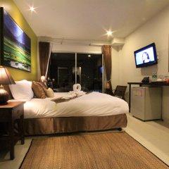 Отель The Guide Hometel сейф в номере