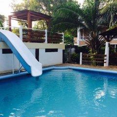 Отель Altheas Place Palawan Филиппины, Пуэрто-Принцеса - отзывы, цены и фото номеров - забронировать отель Altheas Place Palawan онлайн бассейн