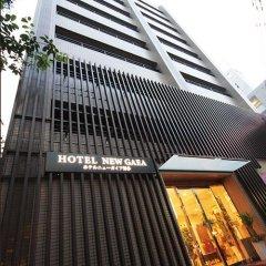 Hotel New Gaea Hakata Хаката вид на фасад