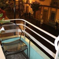 Отель Comodo Y Atractivo Departamento Isa 96 Мехико балкон