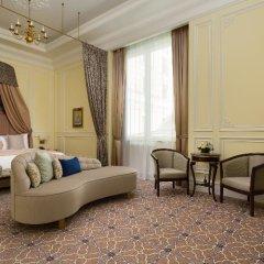 Lotte Hotel St. Petersburg 5* Номер Heavenly с двуспальной кроватью фото 4